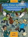 echange, troc Blackwell K - Cello Time Sprinters +CD - Violoncelle