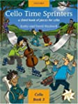 Cello Time Sprinters +CD - Violoncelle