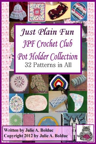 JPF Crochet Club Potholders Collection