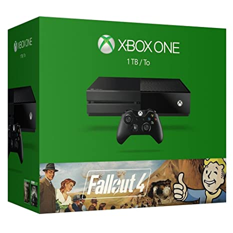 Xbox One 1TB Fallout 4 + Fallout 3 Bundle