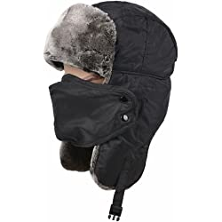 Mysuntown Unisex Winter Trooper Trapper Hat Hunting (Multiple Color)