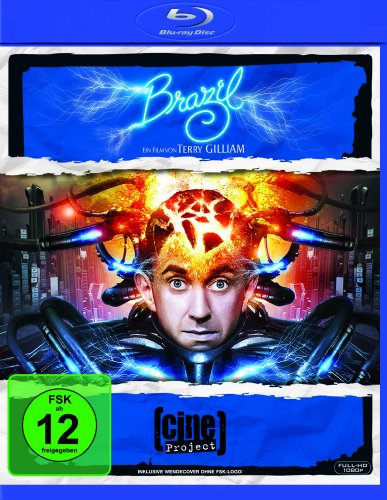 Brazil - Cine Project [Blu-ray]