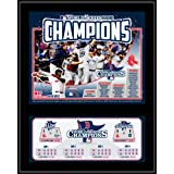 Boston Red Sox 2013 MLB World Series Champions Sublimated 10.5'' x 13'' Team Plaque MEMORABILIA LANE & PROMOTIONS