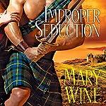 Improper Seduction   Mary Wine