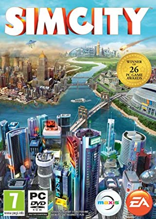 Simcity (PC DVD)