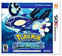Pokémon Alpha Sapphire - Nintendo 3DS from Nintendo