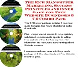 img - for The Rich Man's Super Marketing, Success Principles and Inner Game for Free Website Businesses 3 CD Combo Pack book / textbook / text book