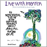 2014 Live With Intention Mini Wall Calendar