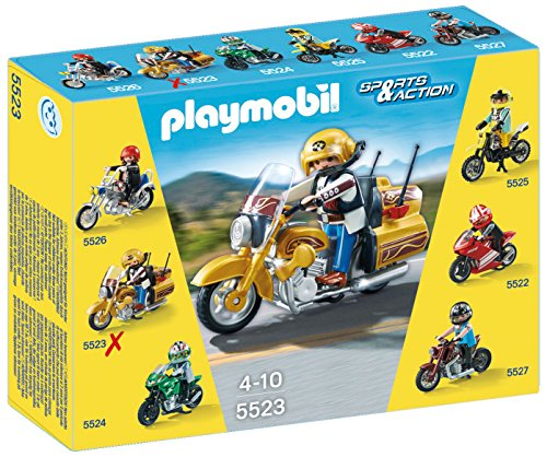 PLAYMOBIL Road Cruiser Set