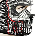Terminator Masque facial Protection c...