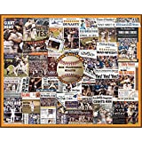 """San Francisco Giants 2014 World Series Newspaper Collage Poster-16x20"""" Unframed"""