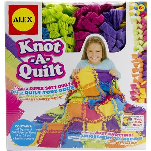 Knot a quilt adults kits