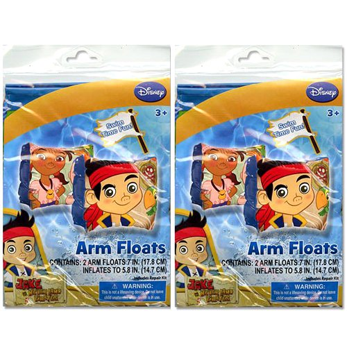 Jake and the Never Land Pirates Arm Floats [2-Pack] - 1