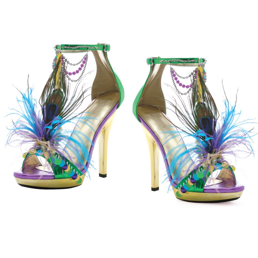 http://www.amazon.com/Shoes-Peacock-Feather-Mardi-Costume/dp/B004IUNJ38/ref=sr_1_2?ie=UTF8&qid=1342401925&sr=8-2&keywords=feather+shoes