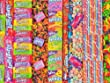 Masterpieces Puzzles - Wonka Candies 1000 pc Candy Brands
