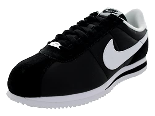 black cortez shoes