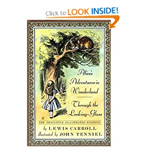 Amazon.com: Alice's Adventures in Wonderland (Books of Wonder ...