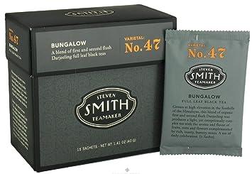 Отзывы Steven Smith Teamaker Bungalow No. 47 -- 15 Tea Bags
