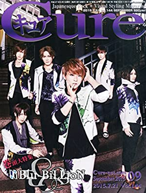Cure(���奢) 2015ǯ 09 ��� [����](�߸ˤ��ꡣ)