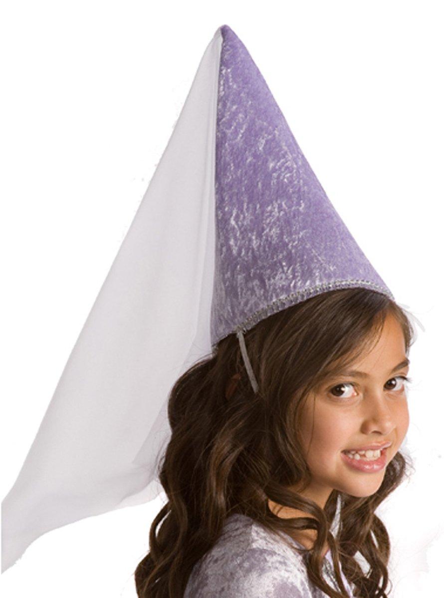 Rapunzel Purple Princess Cone Hat