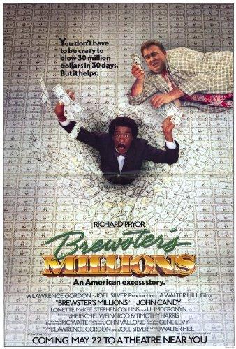 Миллионы Брюстера / Brewster's Millions (1985) HDTVRip