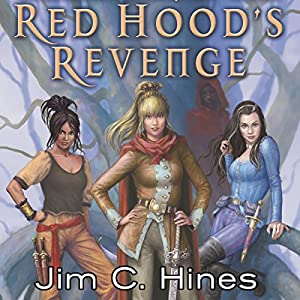 Red Hood's Revenge Audiobook