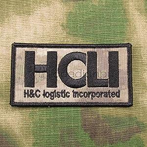 新カラー HCLI ヨルムンガンド パッチ ワッペン A-TACS