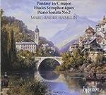 Fantasy In C Maj/Etudes Sympho