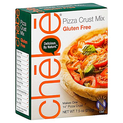 Chebe Pizza Crust Mix,Wheat Free,Gluten Free 7.5 OZ