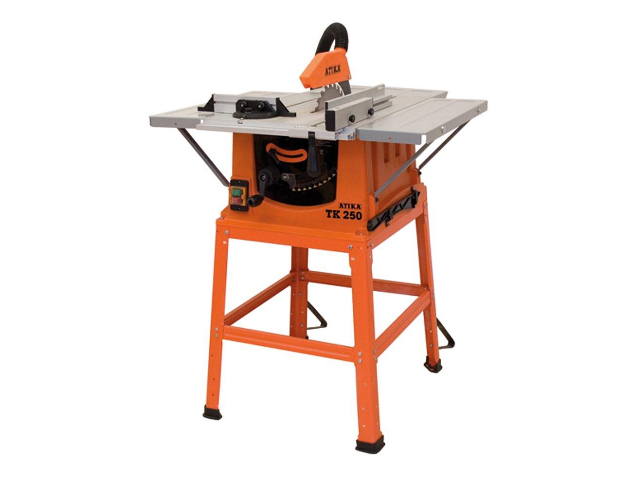 Atika Tischkreissäge TK 250, 302652  BaumarktKritiken und weitere Informationen