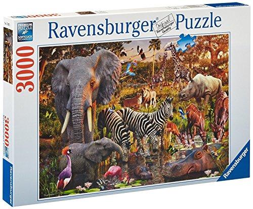 3000 Piece Animal Jigsaw Puzzles