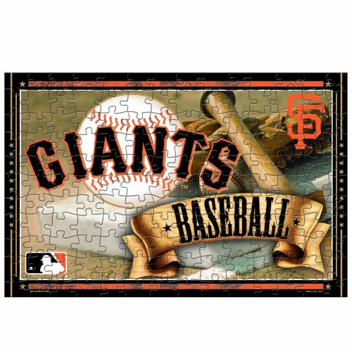 MLB San Francisco Giants 150 Piece Puzzle