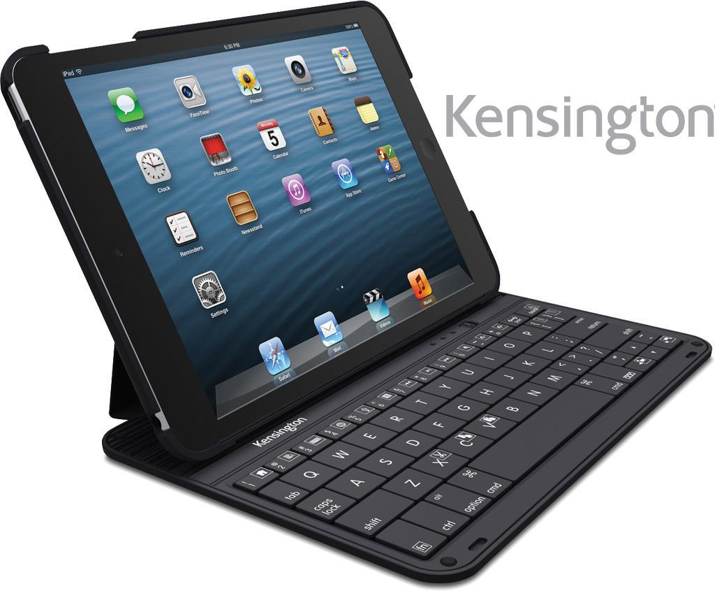Mini iPad 3 Keyboards