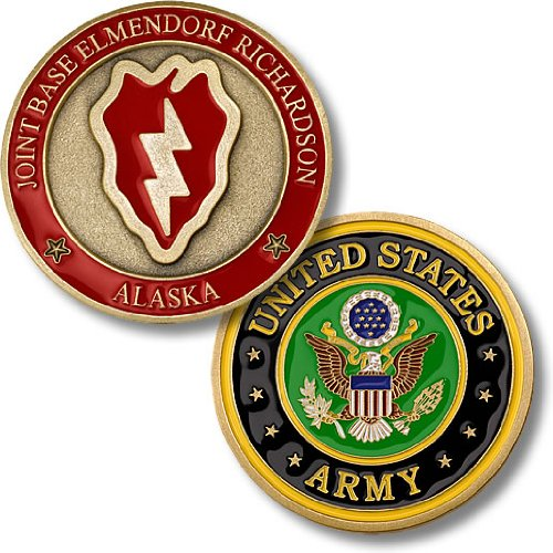 Joint Base Elmendorf-Richardson, Alaska Challenge Coin