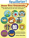 Jesse Tree Ornaments: Advent Coloring...