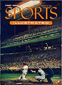 Buy Sports Illustrated First Issue August 16, 1954 With Original Cards MCS ID #2