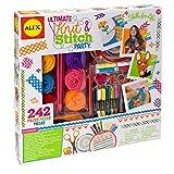 ALEX Toys Craft Ultimate Knit & Stitch Party