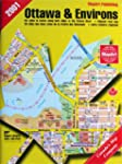 Carte routi�re : Ottawa et ses environs