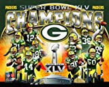 Green Bay Packers - Super Bowl XLV Champions - NFL 8x10 Photo