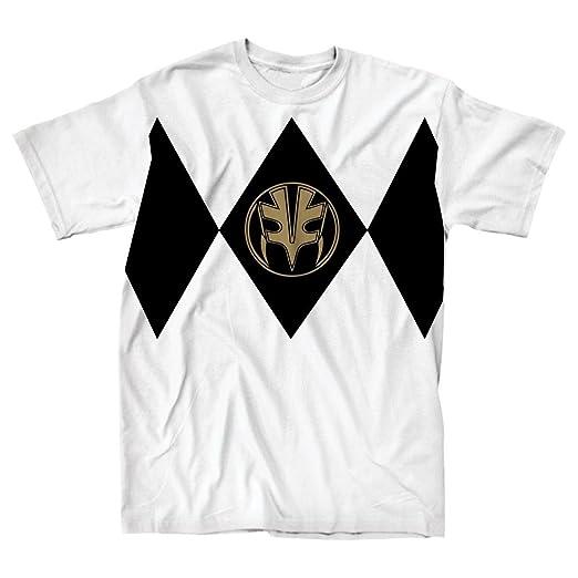 ADULT Power Rangers White Ranger Costume T-Shirt at Sears.com
