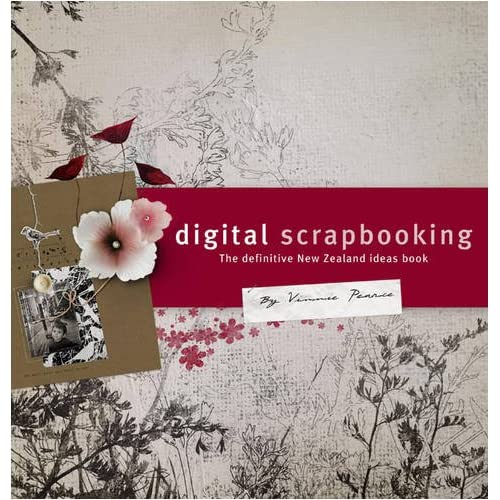 Vinnie Pearce, Digital Scrapbooking