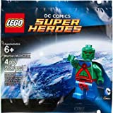 2014 LEGO Exclusive Set #5002126 MARTIAN MANHUNTER Minifigure Polybag