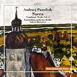アンジェイ・パヌフニク:交響的作品集 第4集