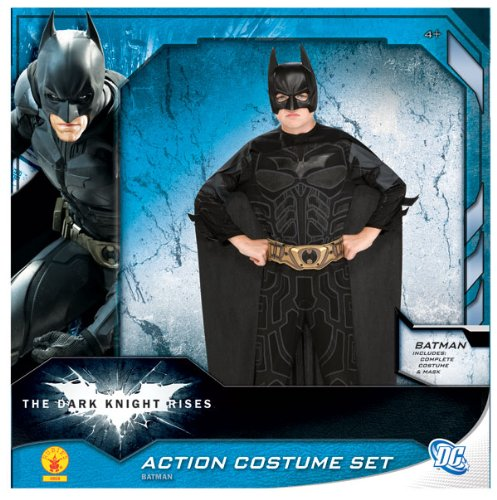Batman Action Costume Box Set Child