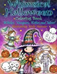 Whimsical Halloween Coloring Book: Wi...