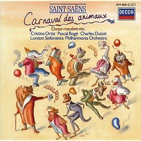 Saint-Sa�ns: Le Carnaval des Animaux; Pha�ton; Danse Macabre etc.