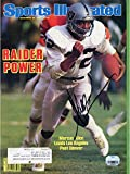 Marcus Allen Oakland Raiders Autographed December 16, 1985 Sports Illustrated - Fanatics Authentic Certified