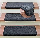 Stufenmatte Treppenmatte Monza Rechteckig - 6 aktuelle Farben !
