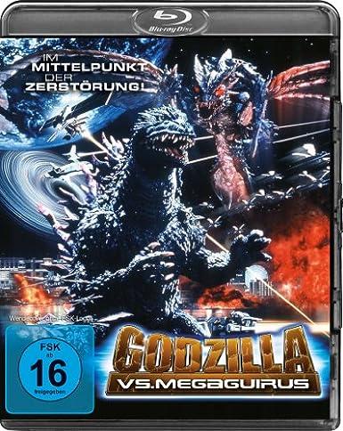 Godzilla vs. Megaguirus, Blu-ray