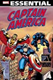 img - for By Steve Gerber Essential Captain America, Vol. 4 (Marvel Essentials) [Paperback] book / textbook / text book